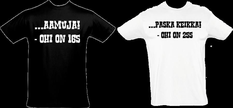 Custom T-paita - Omalla tekstillä  238248ec7c